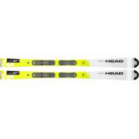 Горные лыжи WC Rebels iSL RD Team SW RP WCR T  white/neon yellow